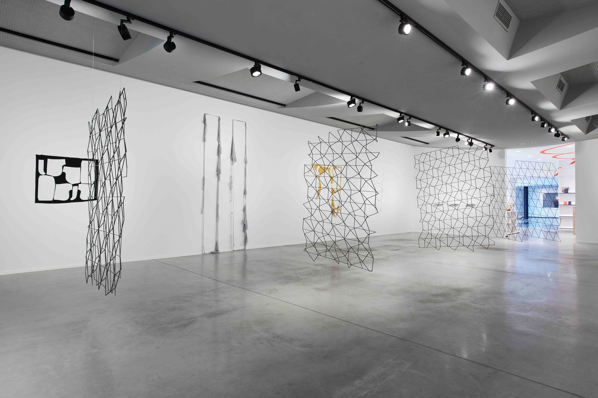 Structures of Radical Will : Exposition d'art contemporain à la Fondation CAB Saint-Paul-de-Vence